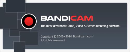Bandicam 4.6.5.1757 Crack + Keygen {2020 Updated} Free Download