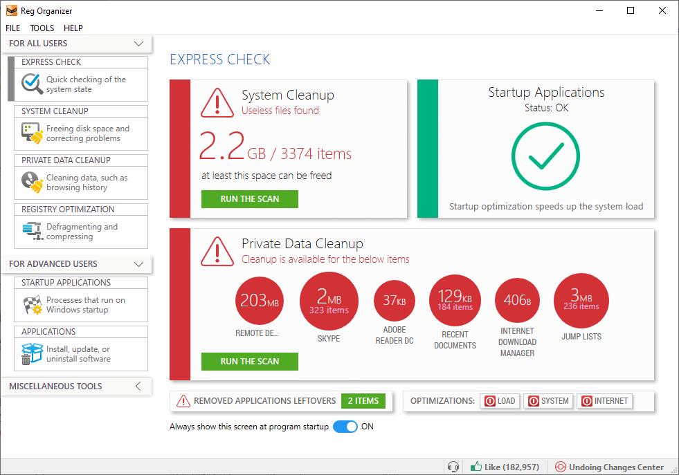 Reg Organizer 8.43 Patch {2020} Free Download