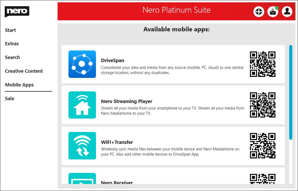 Nero Platinum 2020 Suite v22.0.02400 Patch Free Download