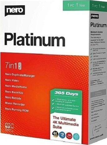 Nero Platinum Suite Crack + Keygen {Updated} Free Download