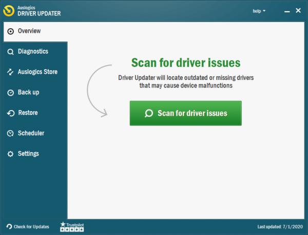 Auslogics Driver Updater 1.24.0 Patch Free Download