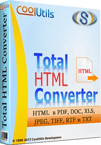Coolutils Total HTML Converter Crack & Serial Key {Updated} Free Download