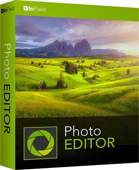 InPixio Photo Editor Serial Key & Patch {Updated} Free Download