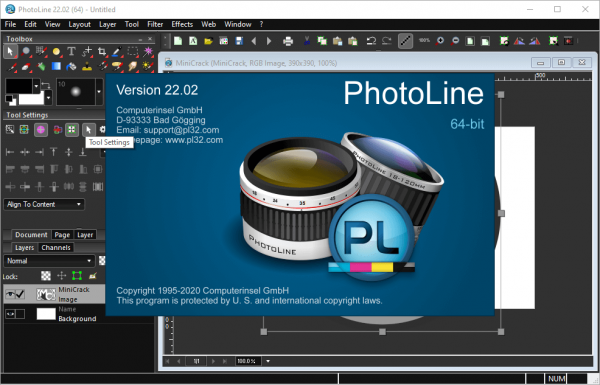PhotoLine 22.02 Serial Key + Patch {2020 & Tested} Free Download