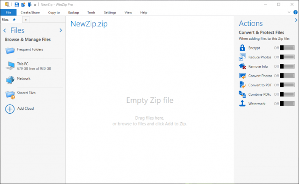 WinZip Pro Full Version with Crack {Tested} Free Download