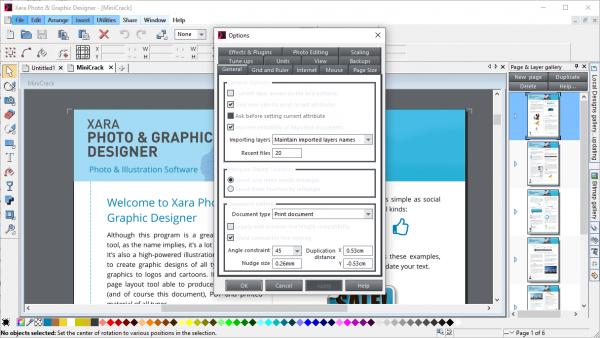 Xara Photo & Graphic Designer Full Keygen & Activator Free Download