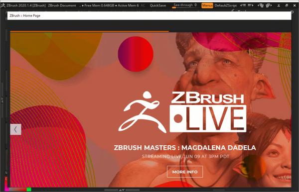 Pixologic ZBrush 2020.1.4 Crack & License Key {Tested} Full Download