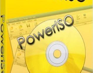 PowerISO 7.8 Keygen & Crack {2021 Updated} Free Download