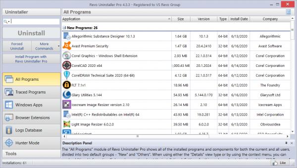 Revo Uninstaller Pro 4.3.3 Crack {2020} Free Download