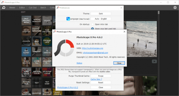 PhotoScape X Pro 4.0.2 Patch & Serial Key {2020} Free Download