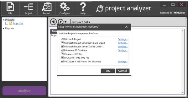 Steelray Project Analyzer Full Keygen & Activator Free Download