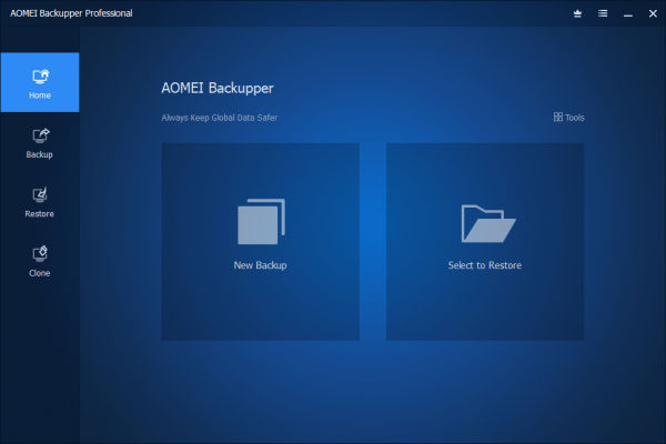 AOMEI Backupper Professional Full Crack & License Key Free Download