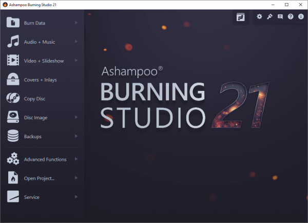 Ashampoo Burning Studio 21.6.1.63 Patch Free Download