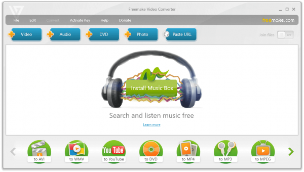Freemake Video Converter 4.1.11.40 Crack {2020} Free Download