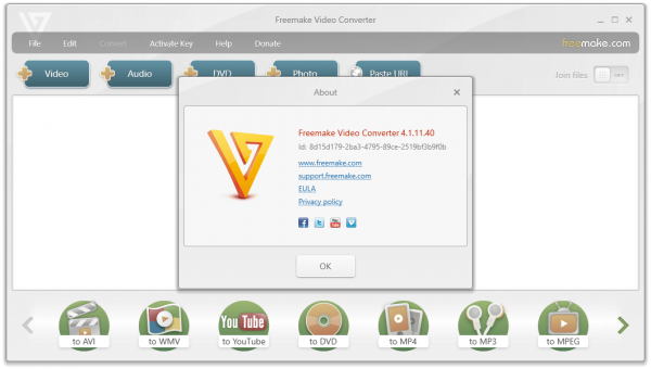 Freemake Video Converter 4.1.11.40 Patch & Keygen {2020} Free Download