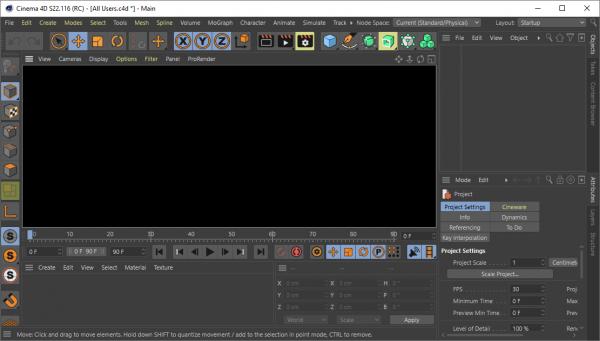 Maxon CINEMA 4D Studio S22.116 Crack {2020} Free Download