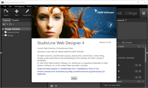 StudioLine Web Designer 4.2.55 Crack & Serial Key {2020} Free Download