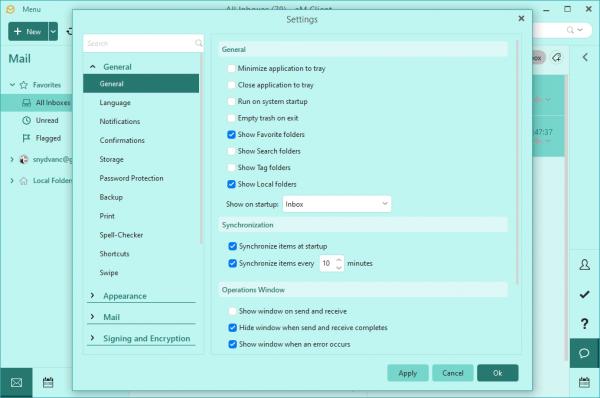 eM Client Pro 8.0.2751 License Key {2020} Free Download
