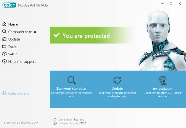 ESET NOD32 Antivirus 13.2.15.0 Crack {Updated} Free Download