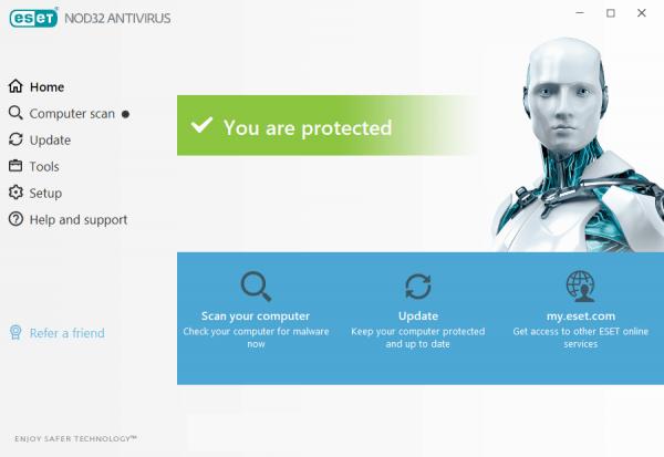 ESET NOD32 Antivirus Crack & Keygen {Tested} Free Download