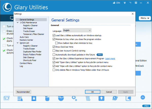 Glary Utilities Pro Full Keygen & Activator {Latest} Free Download