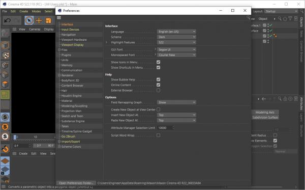 Maxon CINEMA 4D Studio S22.118 Patch & Keygen {2020} Free Download
