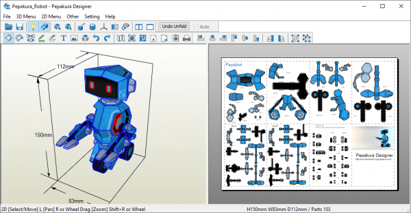 Pepakura Designer Full License Key & Patch {Tested} Free Download