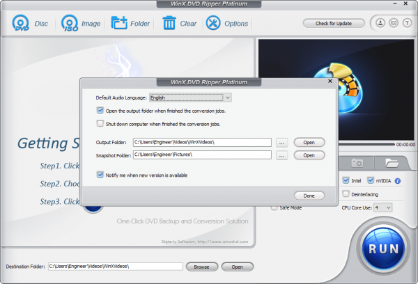 WinX DVD Ripper Platinum Full Keygen & Activator {Latest} Free Download