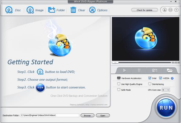 WinX DVD Ripper Platinum Full License Key & Crack {Tested} Free Download