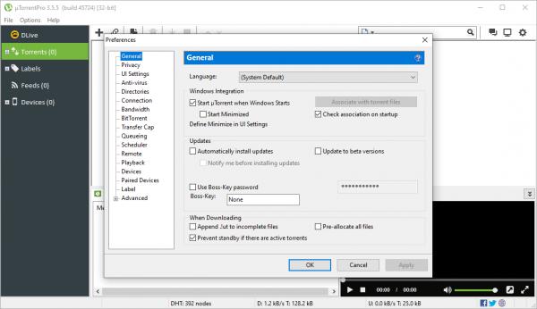 uTorrent Pro 3.5.5 Build 45724 License Key {2020} Free Download