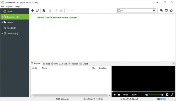 uTorrent Pro 3.5.5 Build 45724 Patch {2020} Free Download