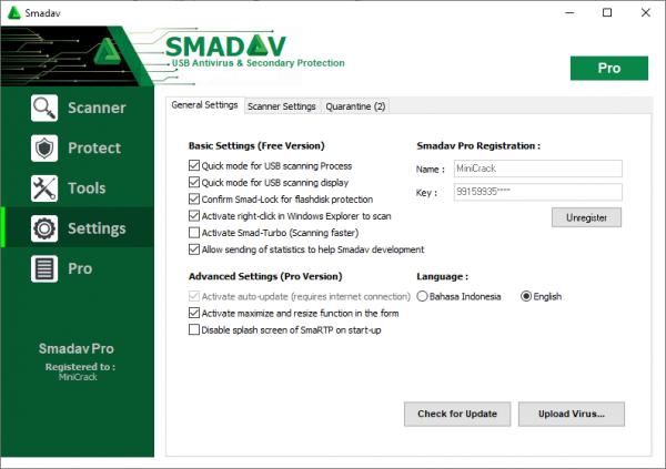 Smadav Pro Full Keygen & Activator {Latest} Free Download