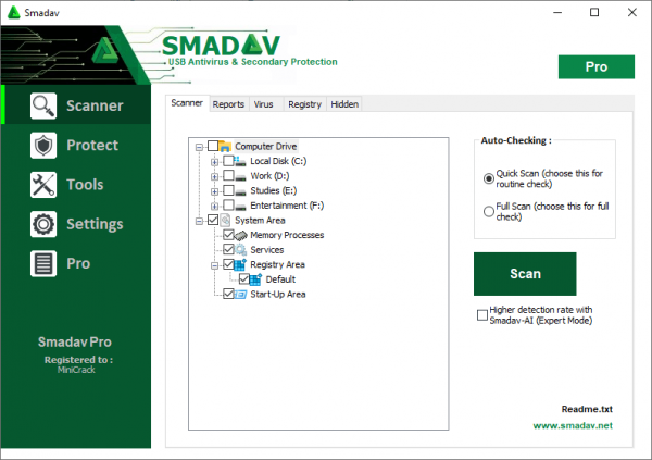 Smadav Pro Full License Key & Patch {Tested} Free Download