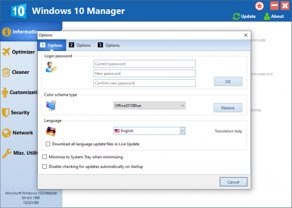 Yamicsoft Windows 10 Manager Full Patch & Key {Latest} Free Download