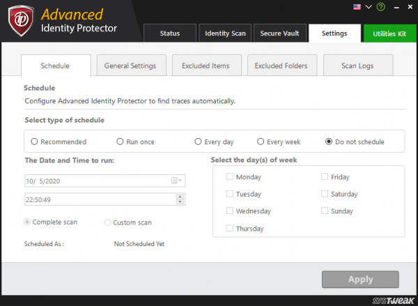 Advanced Identity Protector Full Keygen {Latest} Free Download