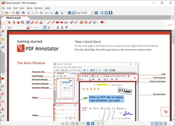 PDF Annotator Full Serial Key & Crack {Tested} Free Download