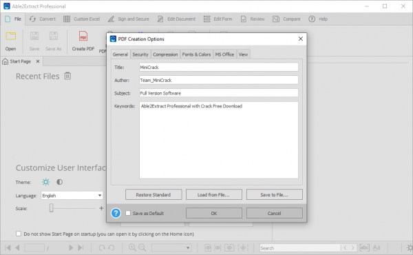 Able2Extract Professional Keygen & Activator {Latest} Free Download
