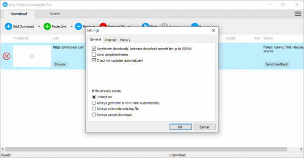 Any Video Downloader Pro Serial Key & Patch {Latest} Free Download
