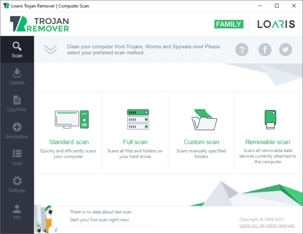 Loaris Trojan Remover Full Patch & Serial Key {Tested} Free Download