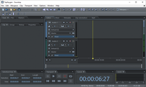 Soundop Audio Editor License Key & Patch {Tested} Free Download