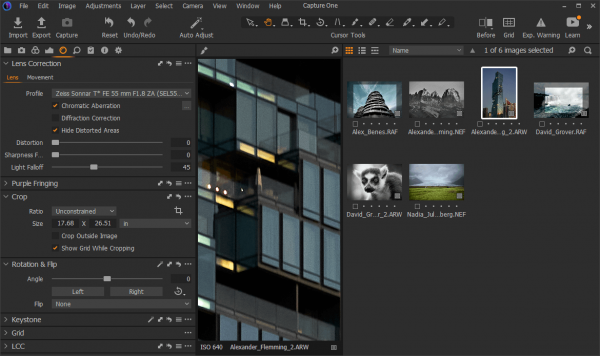 Capture One Pro Serial Key & Patch {Tested} Free Download