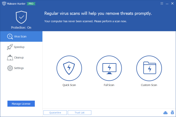 Glary Malware Hunter Pro License Key & Patch {Tested} Download