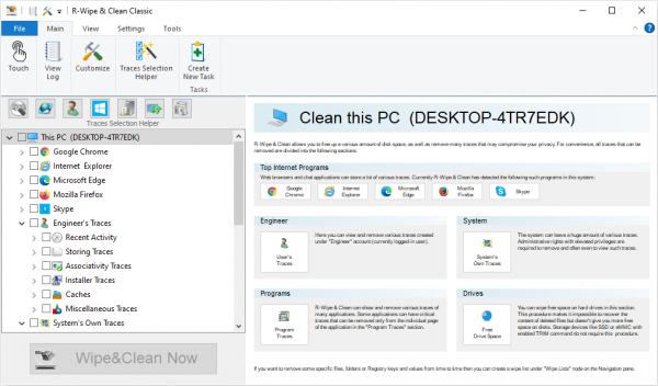R-Wipe & Clean Serial Key & Patch {Tested} Free Download
