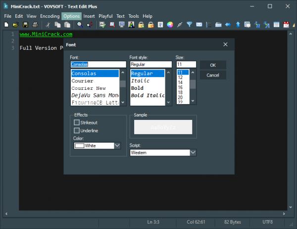 VovSoft Text Edit Plus Keygen & Patch {Latest} Free Download