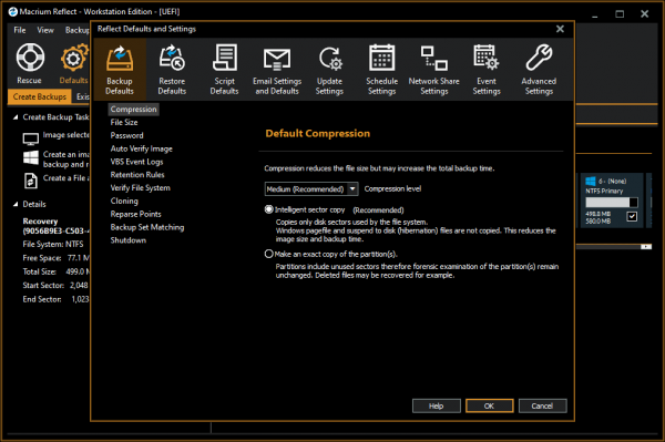Macrium Reflect Patch {All Versions} Latest Free Download