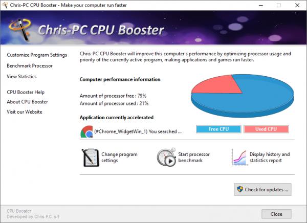 ChrisPC CPU Booster Crack & License Key {Tested} Free Download