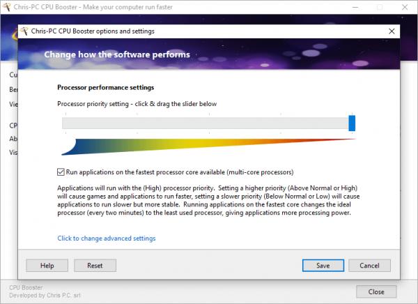 ChrisPC CPU Booster Keygen & Activator {Latest} Free Download
