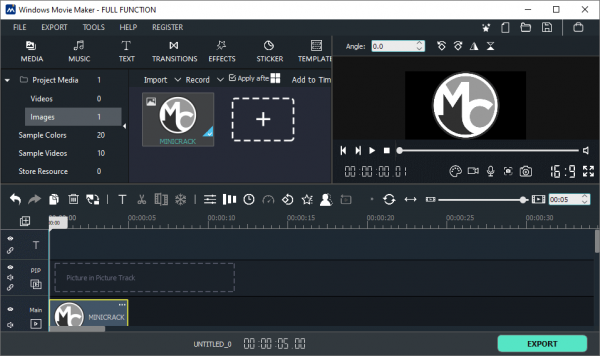 Windows Movie Maker License Key & Crack {Tested} Free Download