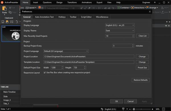 ActivePresenter Pro Loader & Keygen {Latest} Free Download